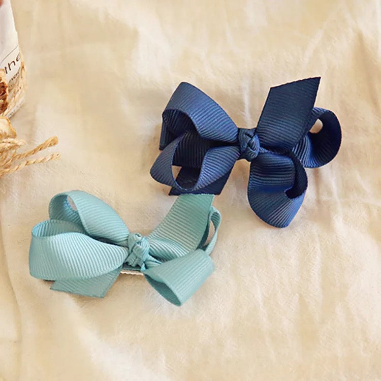 100% Handmade Kids Bow Hairclips A323G103J