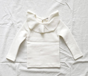 Chateau Bebe Lala White Top CH302