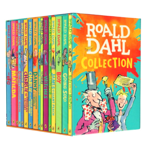 Roald Dahl Collection 16 books BK2005B