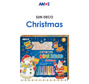 KOREA AMOS Sun Deco Suncatchers ACM1002D