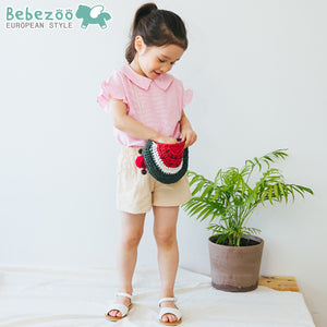 1-6Y Bebezoo Girls Top and Bottom 2pcs Set K20121F