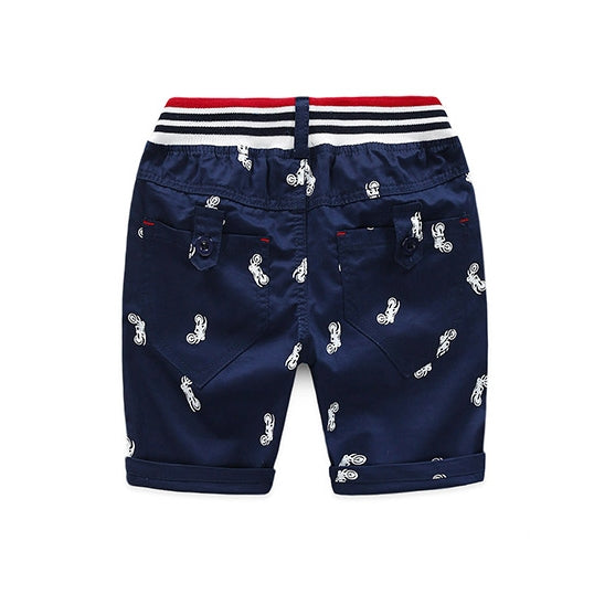 2-12Y Boys Cropped Pants C2006K / C2006L