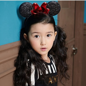 100% Handmade Kids Miney Hairband A323G102I