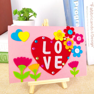 DIY Handmade Greeting Card Kit for Friends , Family and Teachers TD1007H