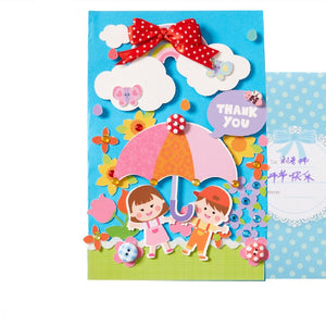 DIY Greeting Card Kit for Friends , Family and Teachers TD1011B