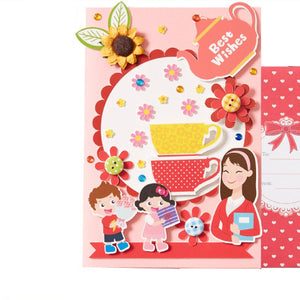 DIY Greeting Card Kit for Friends , Family and Teachers TD1011C