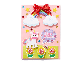 DIY Greeting Card Kit for Friends , Family and Teachers TD1011G