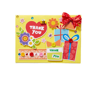 DIY Greeting Card Kit for Friends , Family and Teachers TD1011H