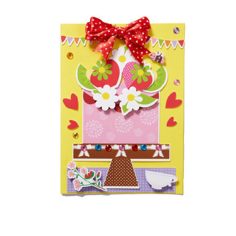 DIY Greeting Card Kit for Friends , Family and Teachers TD1011J