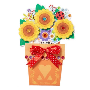 DIY Greeting Card Kit for Friends , Family and Teachers TD1012G