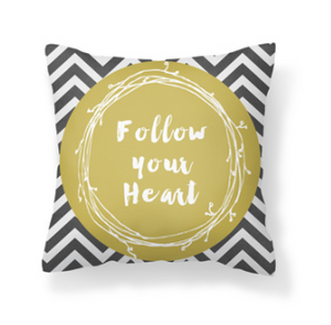 Flannel Double Sided Printed Cushion Covers Z668C