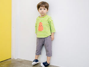 1-5Y Bebezoo Kids Pants A1036D
