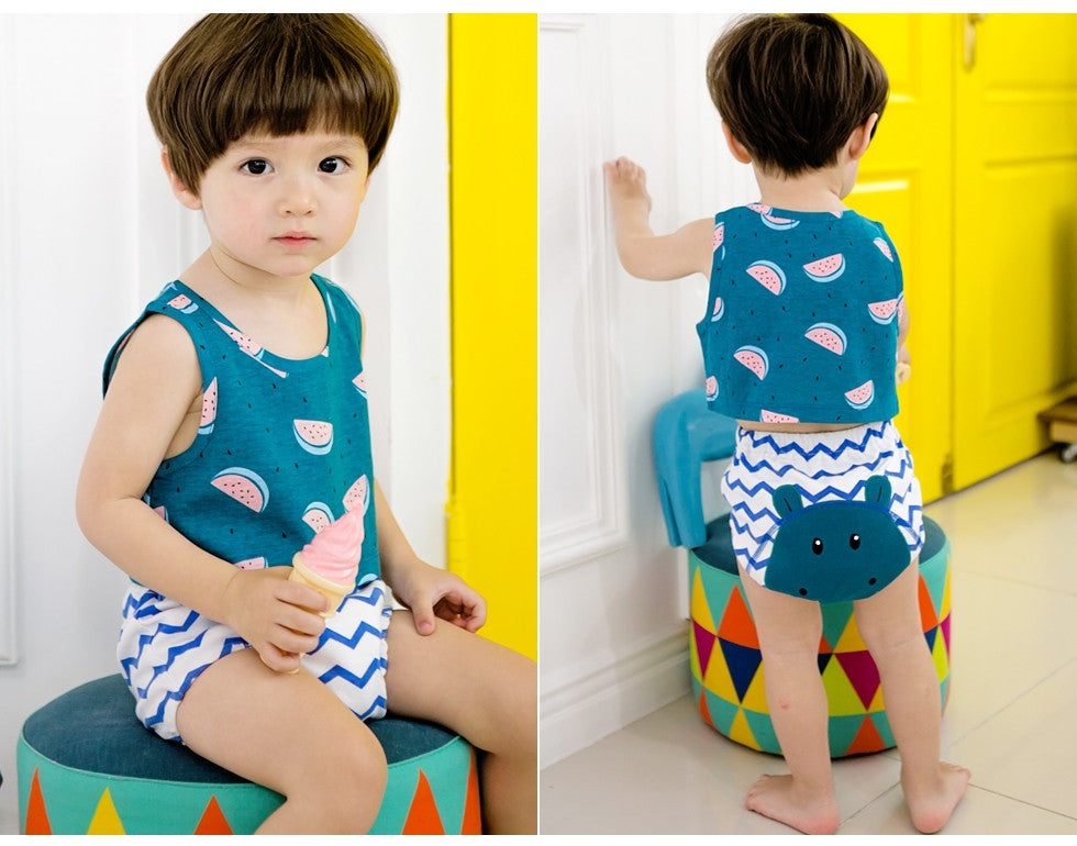 1-3Y Bebezoo Training Pants Bloomer K4011E