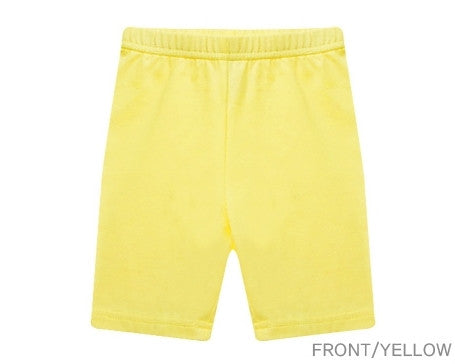1-4Y Bebezoo Girls Yellow Legging Pants A2044C