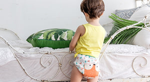 1-3Y Bebezoo Training Pants Bloomer K4011H