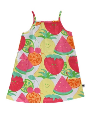 Chateau Bebe Radicool Kids Fruity Dress CH410