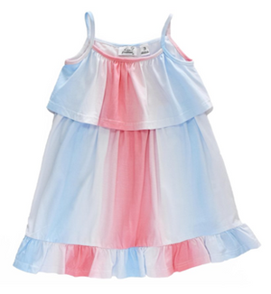 Chateau Bebe Radicool Kids Rainbow Dress CH411
