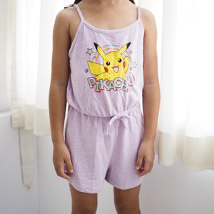 Girls Pokémon Romper A20134G