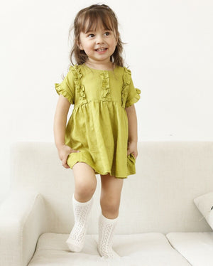 0-4Y Baby/ Kids Knee High Long Socks A3253L19