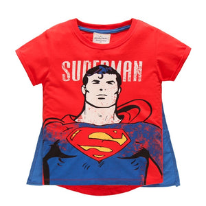 2-7Y Boys Short Sleeve T-Shirt A1042M