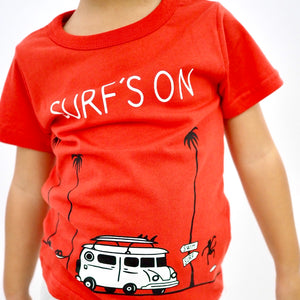 2-8Y Boys Short Sleeves Shirt A10414K