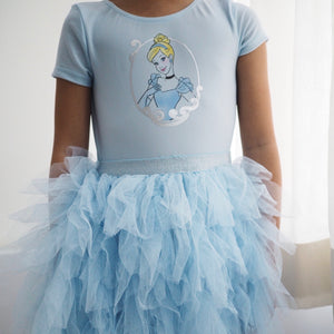 Girls Cinderella Tulle Dress A20135H