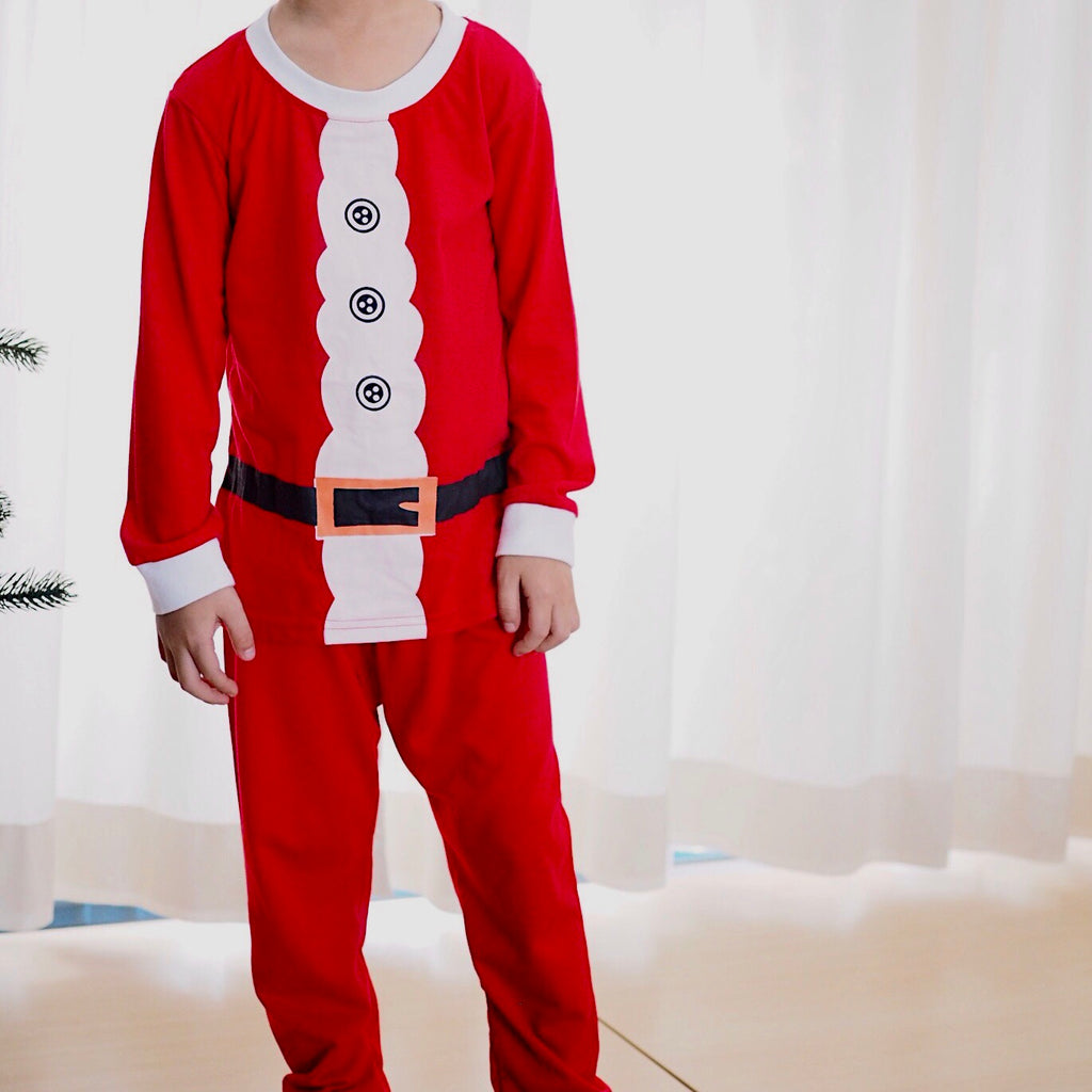 Christmas Pyjamas Sleepwear 2pcs Set A40422B