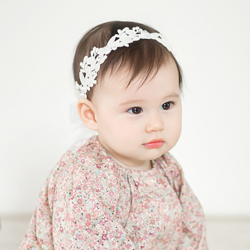 100% Handmade Kids Floral Headbands A323G2I