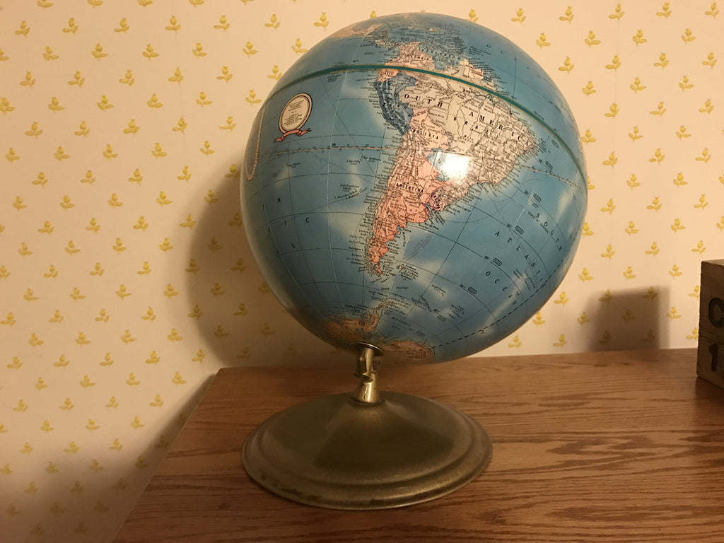An Obsolete Globe