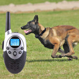1000 meters waterproof rechargeable remote dog shock training collar Bark Terminator-E613