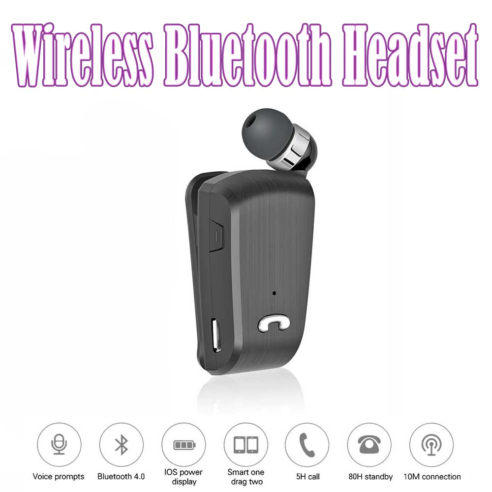 Fineblue L18 Wireless Bluetooth Headset Earphone For Iphone Samsung Hu Ecbidbuy