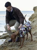 The Rome Blazer - [Product_type] - Owen & Edwin - Dog Coat - Dog Jacket - Pointer - Vizsla - German Shorthaired Pointer - Weimaraner - luxury