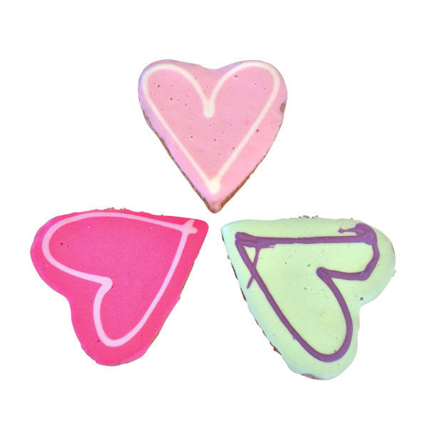 Love Hearts - LARGE - [Product_type] - Owen & Edwin - Dog Coat - Dog Jacket - Pointer - Vizsla - German Shorthaired Pointer - Weimaraner - luxury