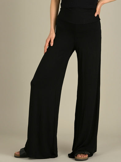 Elasticated Waist Stretchy Palazzo