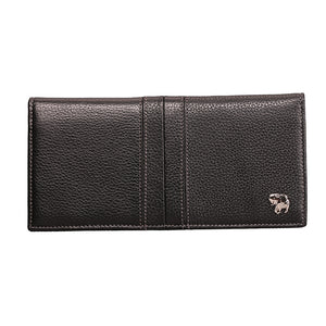 Elephant Garden Men's Leather Narrow Wallet -W74206