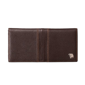Men's Leather Narrow Wallet -W74206