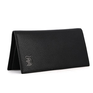 Elephant Garden Men's Smooth Leather Narrow Wallet-W75789