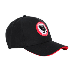 Elephant Garden Men's Adjustable Baseball Hat with Logo M0928