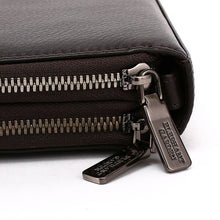 Load image into Gallery viewer, Men's Leather Zip Around Wallet - C77020