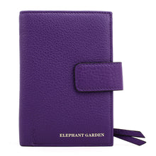 Load image into Gallery viewer, Elephant Garden Women's Multi Colored Leather wallet  C10705
