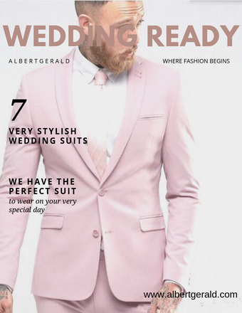 7 VERY STYLISH WEDDING SUITS