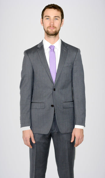 DKNY Charcoal Suit