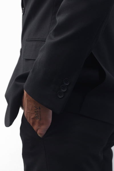 BERTOLINI BLACK SUIT