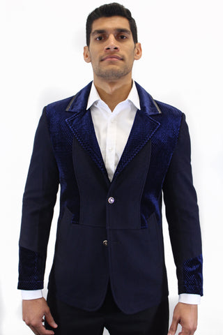 Blue|Gold AG Blazer