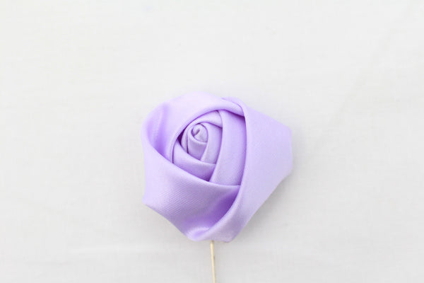 Lavender Flower Pin