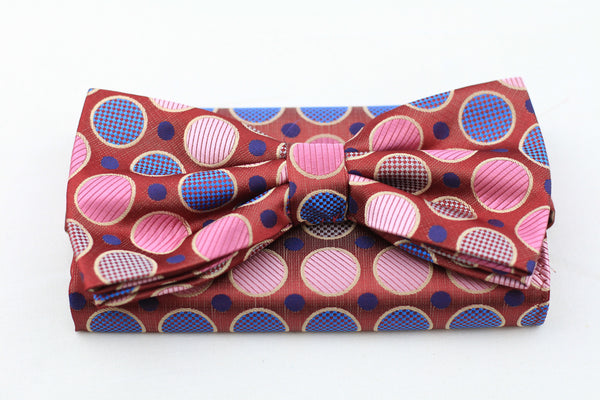 Dotted Bow-Tie and Pocketsquare