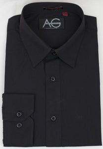Dress Shirt in Black