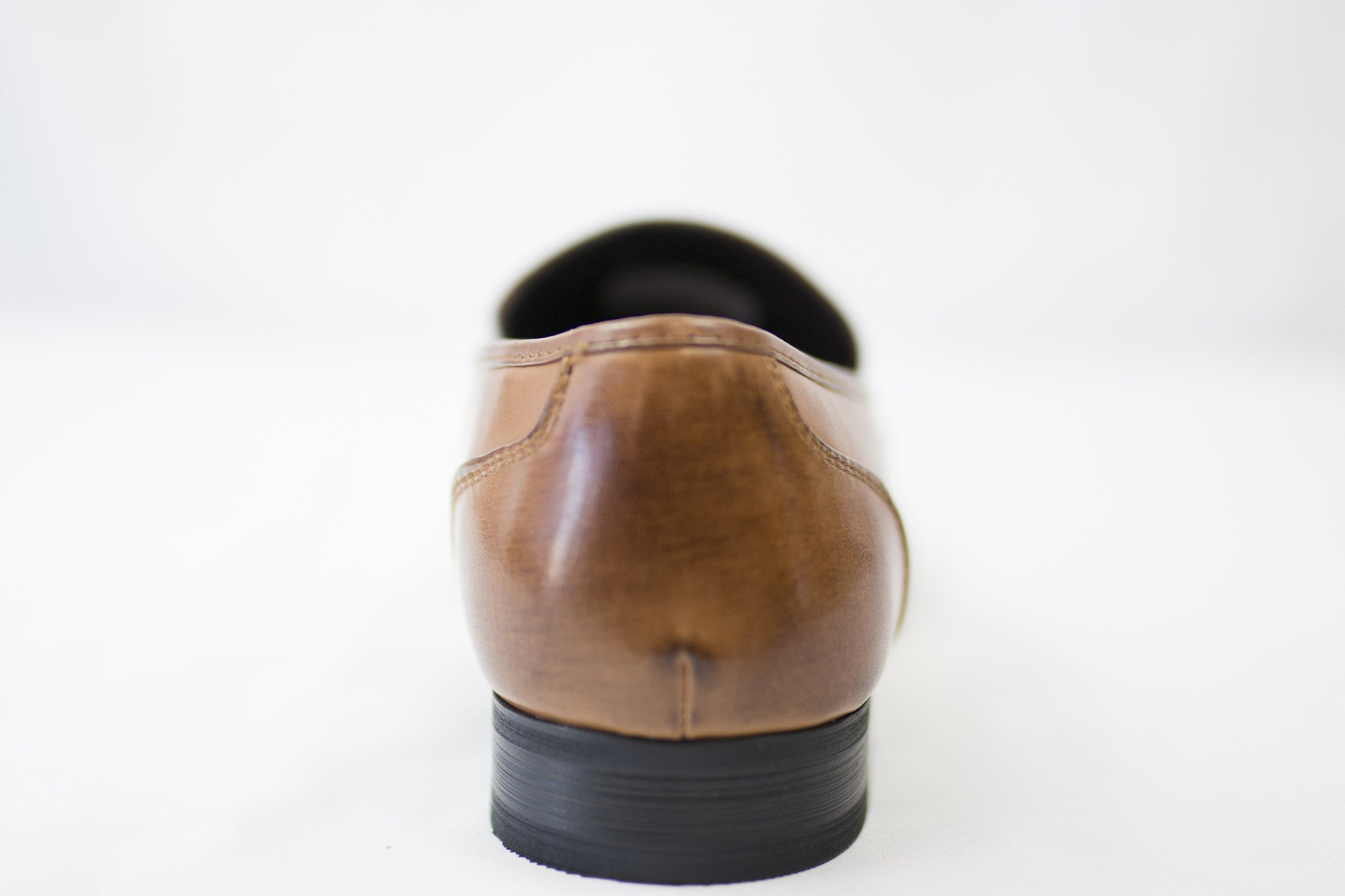 Brown Slip-On
