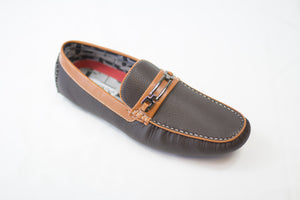 Brown Loafers