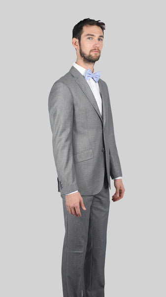 Bertolini Light Grey Suit